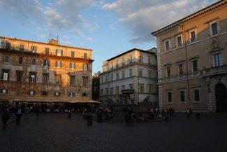 Bairro Trastevere, em Roma