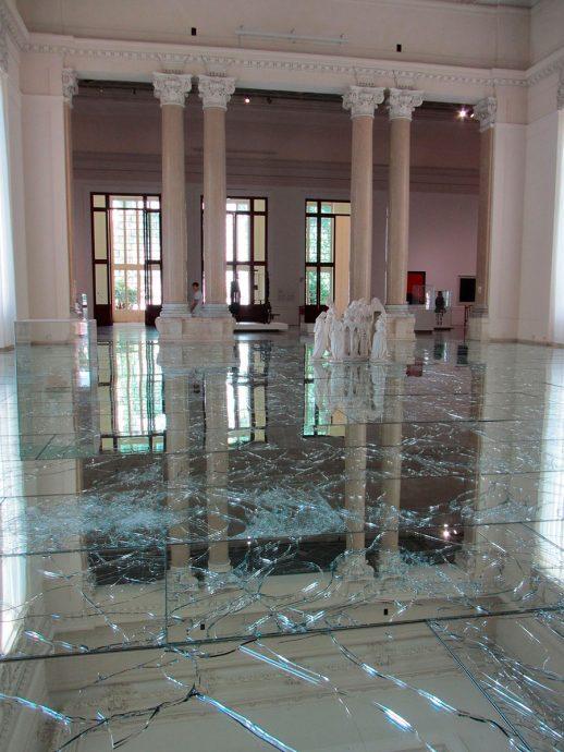 Sala de espelhos da Galleria