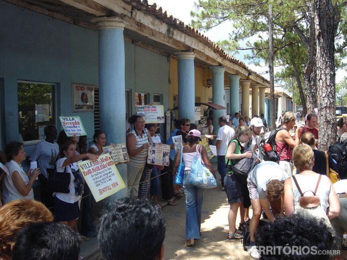 Cubanos em Pinar del Rio