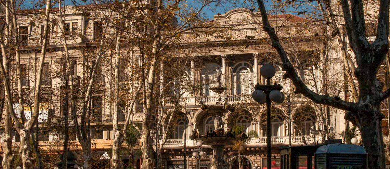 Destino: Montevidéu