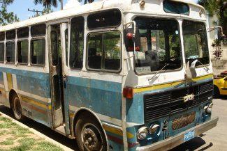 Transporte coletivo em Pinar del Río