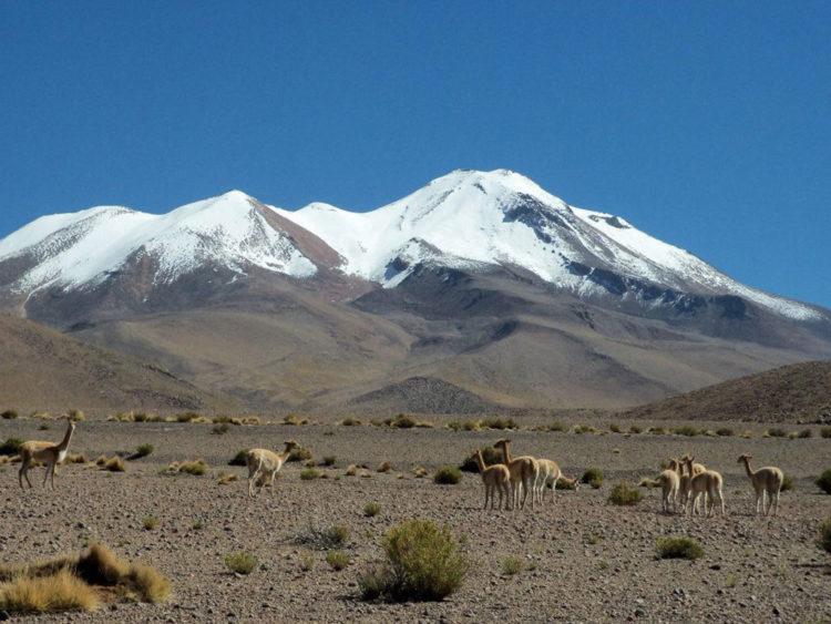 No caminho para o Salar Uyuni, Bolívia