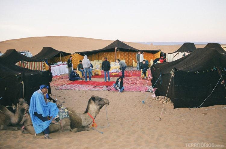 Expedição ao Sahara