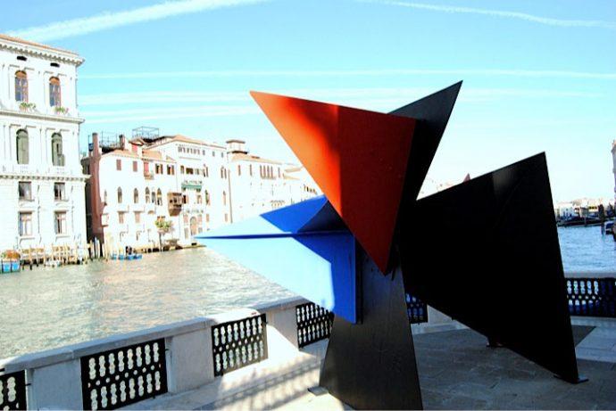 Peggy Guggenheim Collection, formas em Veneza