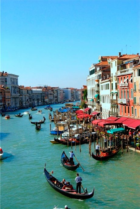 apresentando veneza