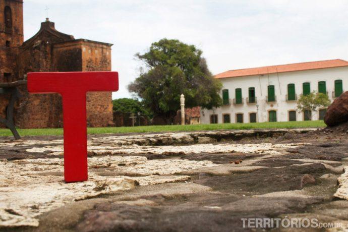 Alcântara tem arquitetura histórica preservada