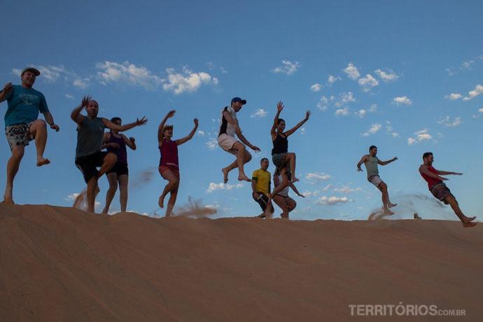 ... a foto oficial do Adventure Bloggers Jalapão