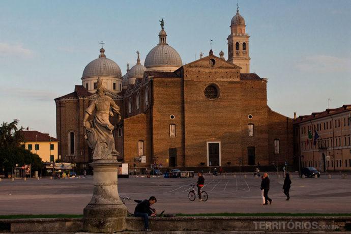 Basílica de Santa Justina