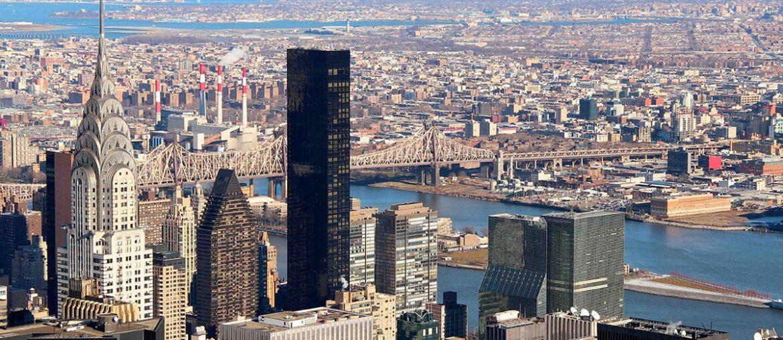 Intercâmbio em NYC