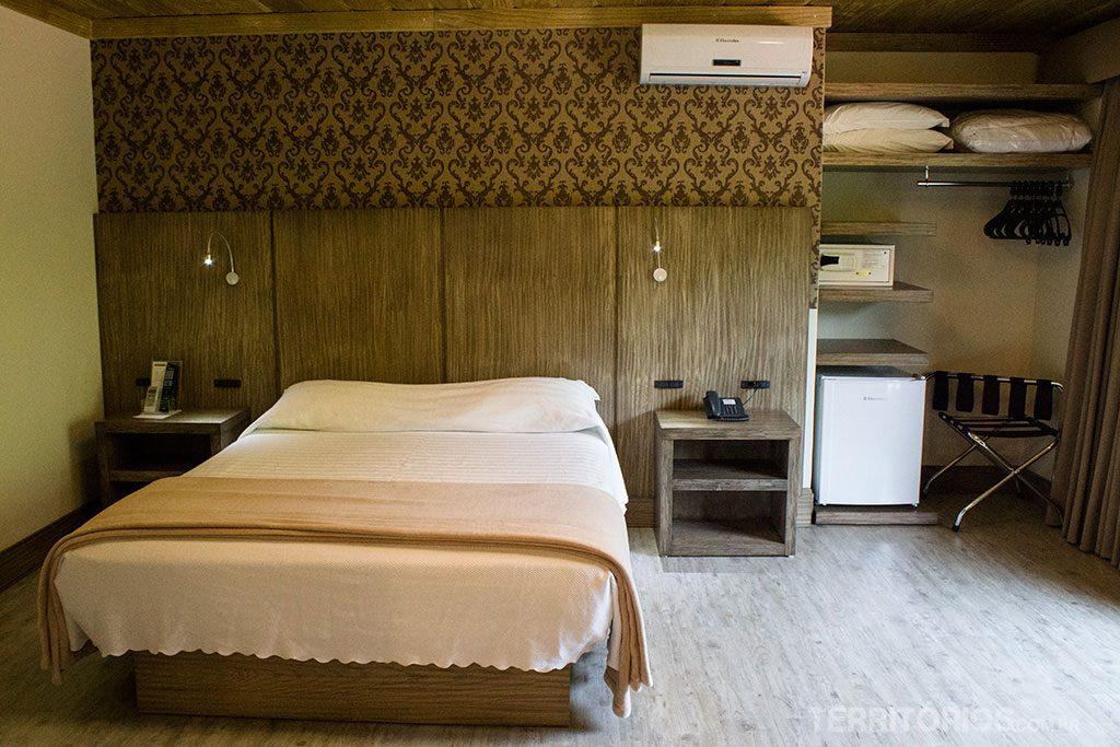 Suíte hotel em Gramado