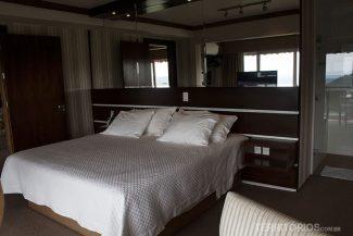 Suíte hotel de Gramado