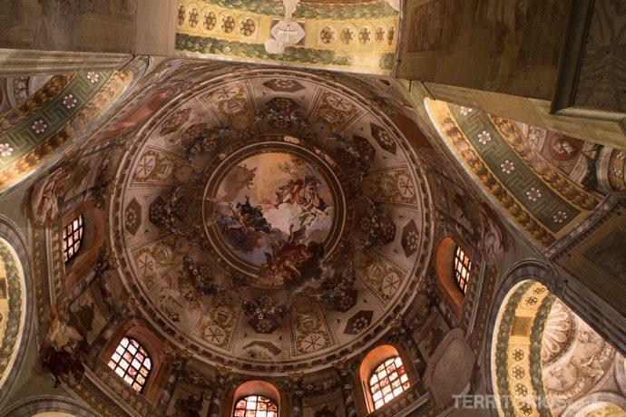Cúpula da Basilica di San Vitale