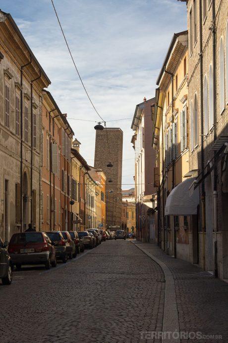 Ruas de Ravenna