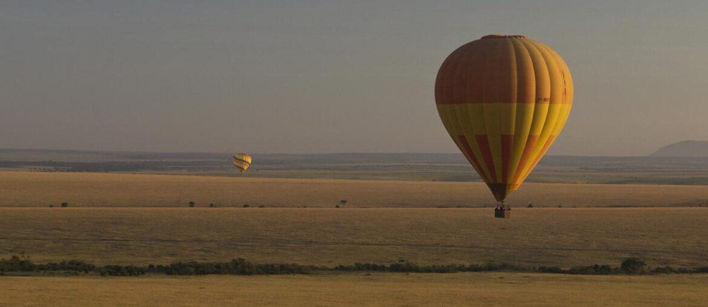 Voar de balão é uma das coisas imperdíveis para fazer antes de morrer
