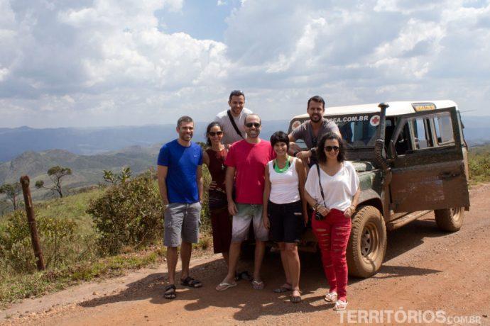 Blogueiros na Estrada Real