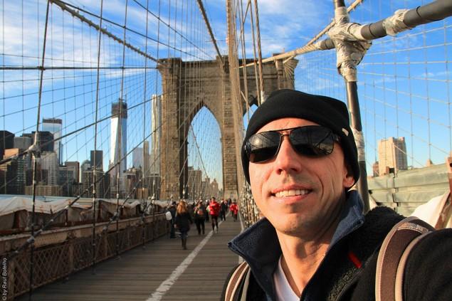 Raul em Nova York