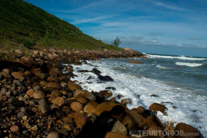 Praia do Rosa Norte