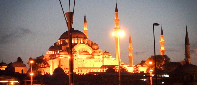 mesquita na Turquia