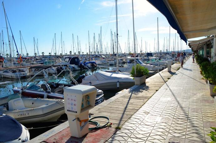 Port de Aiguadolç