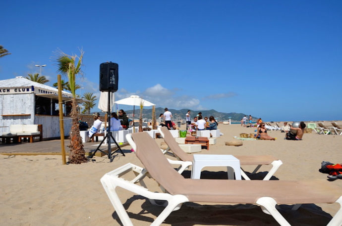 Playa de Terramar