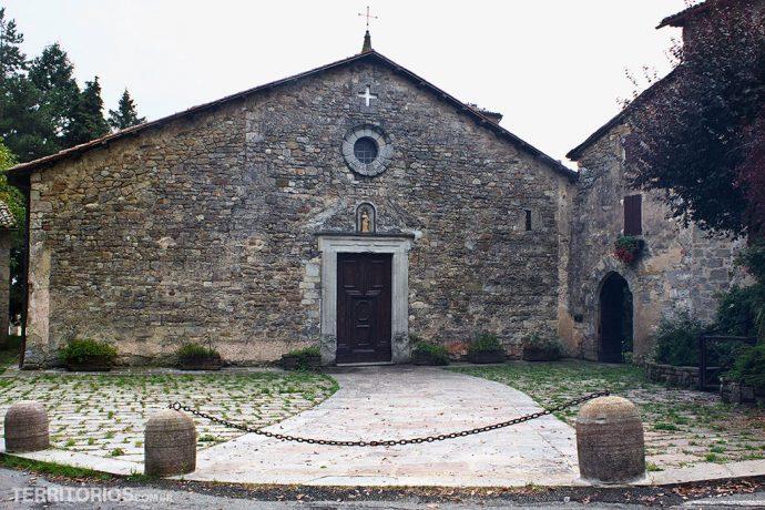 Capela de Roffeno, Apeninos