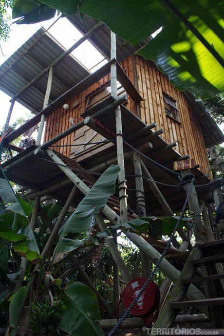 Casa na árvore em Umzumbe