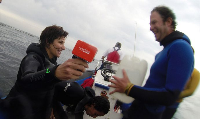 Go Pro custou 500 reais a menos que no Brasil e rendeu videos e fotos de toda a viagem