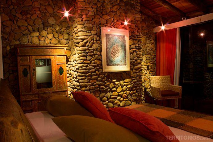 Onde ficar na Praia do Rosa: cabana Tucano
