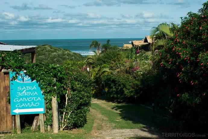 Onde ficar na Praia do Rosa: Vida, Sol e Mar Ecoresort