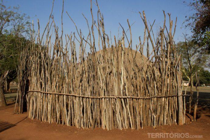 Típica oca dos Swazi