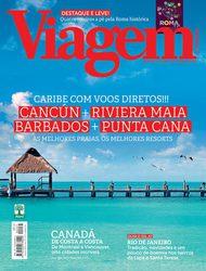 E falando em Caribe, tem matéria minha sobre Barbados na Viagem e Turismo de janeiro