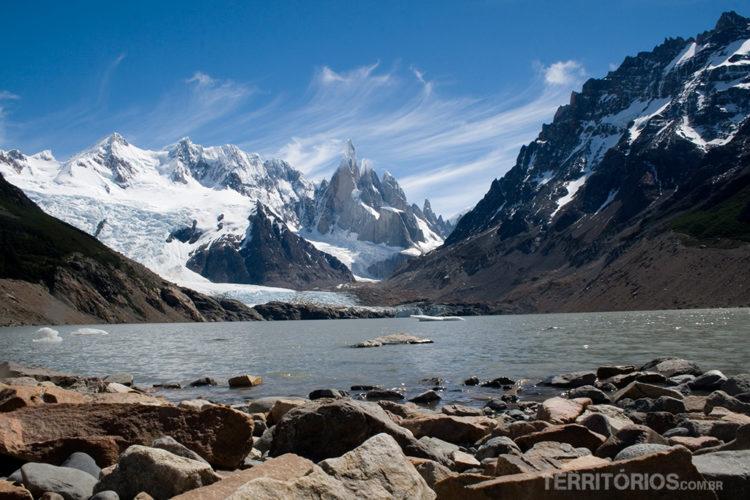 El Chaltén na Argentina