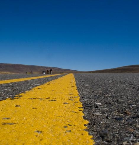 Ruta 40, Santa Cruz – Argentina