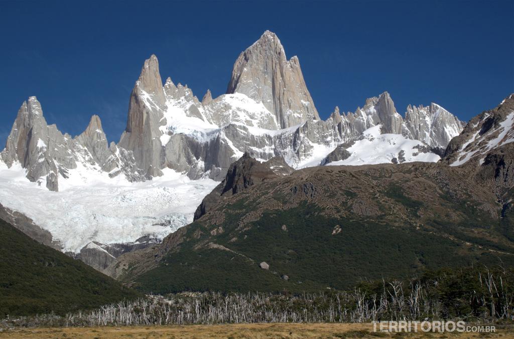 O FIM DO MUNDO Patagônia Argentina e Chilena cover image