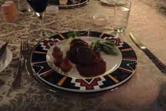 Jantar do Olare Mara Kempinski