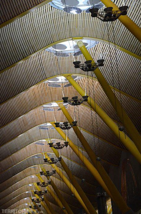 Aeroporto de Barajas em Dicas aos viajantes espanha