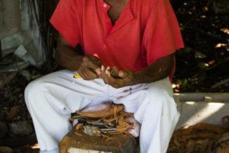 The Birdman, North Point - Barbados