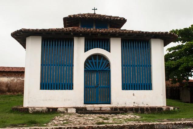 Antiga Capela de Nossa Senhora do Desterro