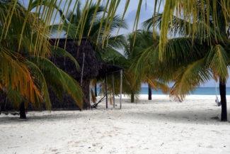 Cayo Largo del Sur é uma das praias onde fica o Caribe
