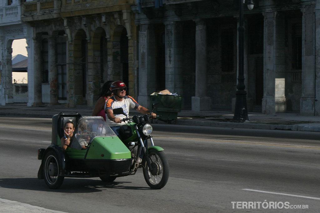 Nostalgia nas fotos de Cuba