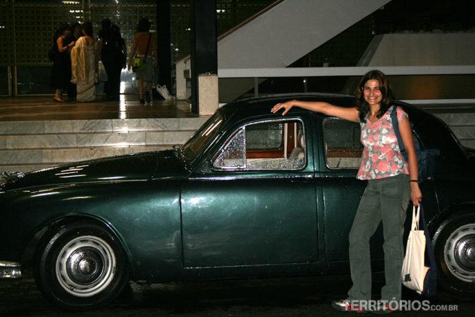 Sozinha em Habana foi por pouco tempo
