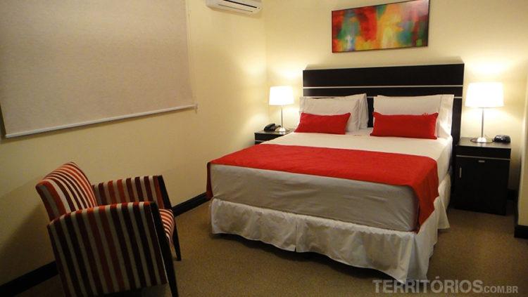 Hotel em MOntevideo