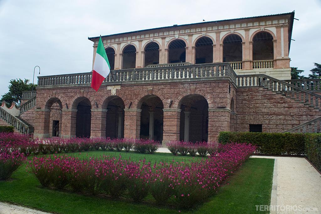 Villa dei Vescovi, mais uma experiência italiana