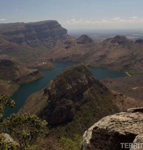 Blyde River Canyon é o 3° maior do mundo e o mais verde entre todos os grandes canyons