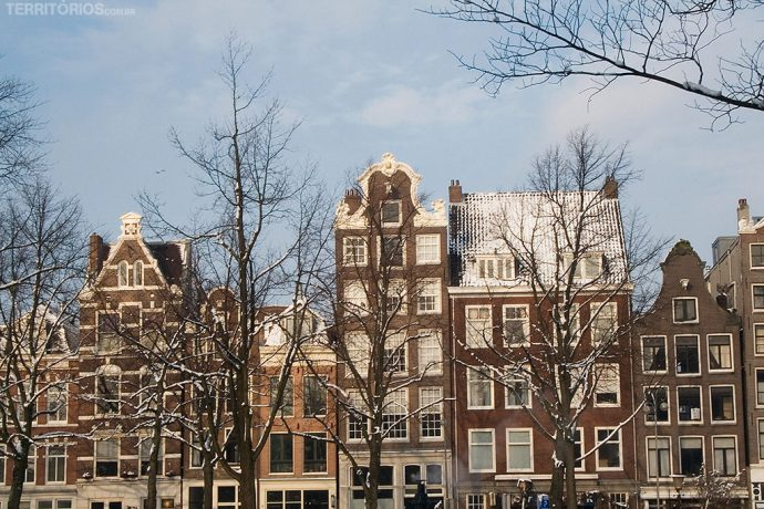 Amsterdam, Europa Central