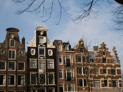 Arquitetura em Amsterdam