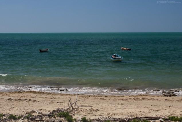 Cajueiro da Praia, no Piauí