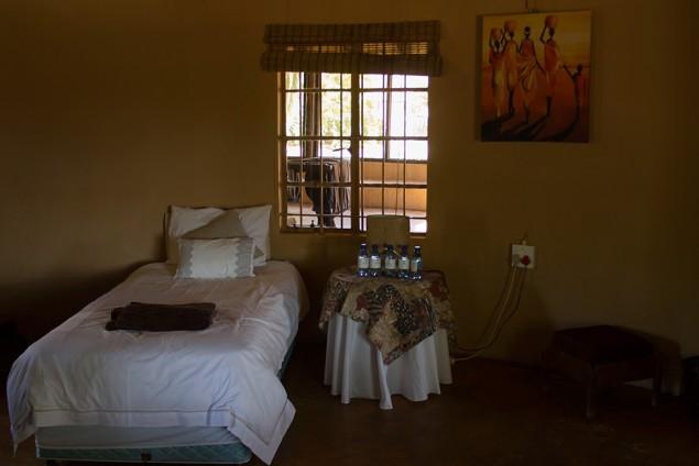 O meu quarto Thorhill Safari Lodge