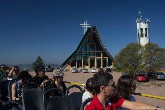 Santuário Nossa Senhora Mãe de Deus na zona sul de Porto Alegre