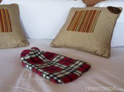 hotel confortável